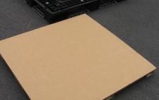 紙パレット、プラスチックパレット